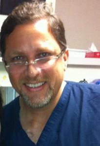 Dr. Pabon after surgery in 2012 copyright J. Pabon collection